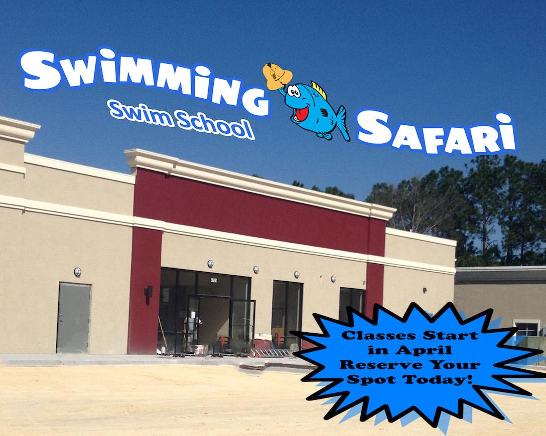 Jacksonville Swimming Lessons At Swimming Safari Swim School